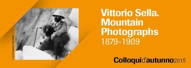 Vittorio Sella, Mountain Photographs 1879-1909
