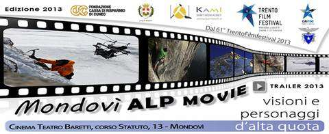 Alp Movie Mondovi 2013