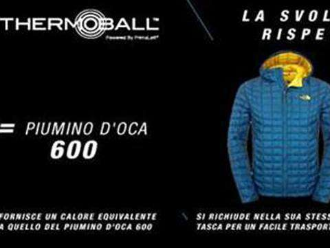 Apertura The North Face Thermoball