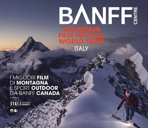 Apertura Banff Mountain Film Festival