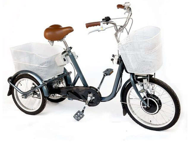 Il parco gesso e stura si dota di due biciclette per for Bicicletta per tre persone