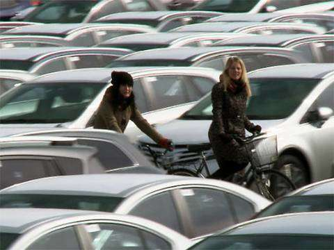 Bikes vs Cars Palmares a Cinemambiente