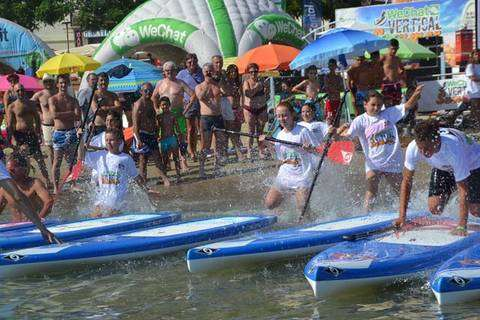 Il SUP al Vertical Summer Tour