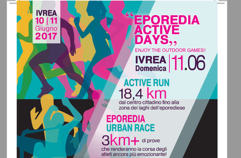 Eporedia Active Days 2017