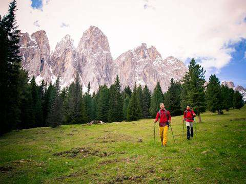 Hiking e trekking con Ferrino