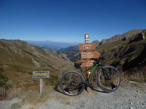 La Via del Sale in mountain bike