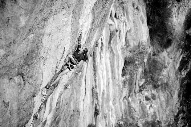 Move Mountains The North Face la climber Margo Hayes