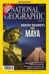National Geographic copertina
