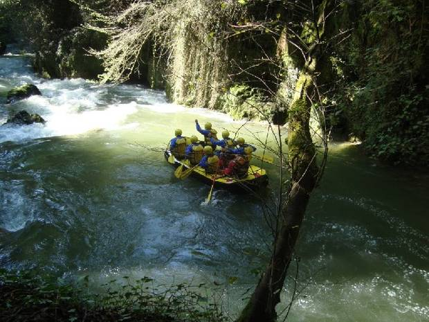 ONE rafting