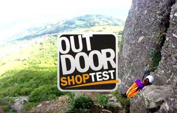 Outdoor Shop Test 2016 Cavalese