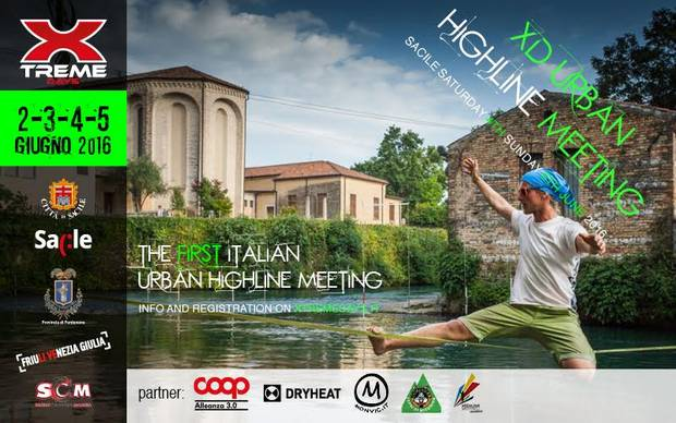 Sacile Urban Highline Meeting