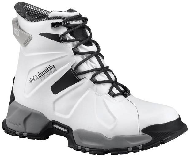 Columbia Sportwear si allea con Michelin Technical Soles  04ba5cd5ab9