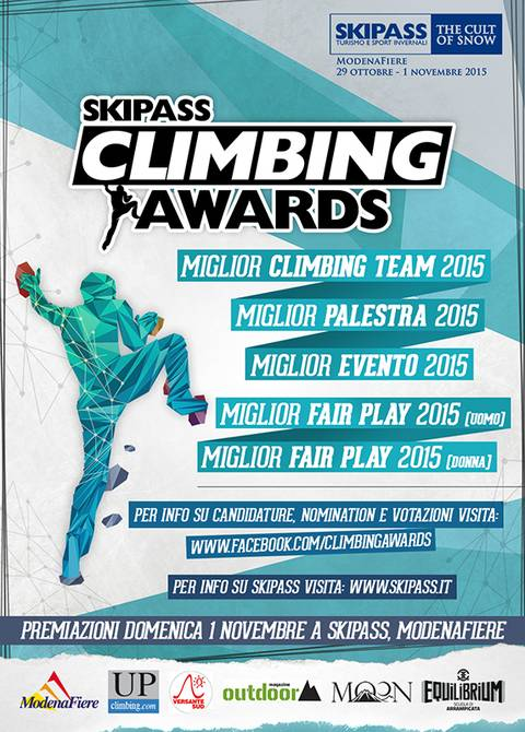 Skipass Climbing Awards