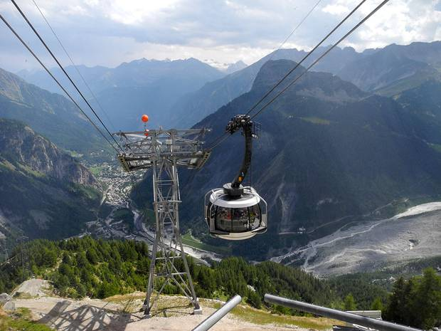 Skyway Mont Blanc Courmayeur