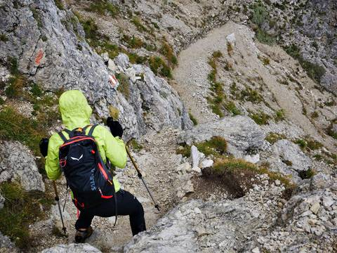Speed Hiking e innovazione Hi Tech by Salewa (7)