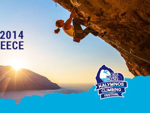 The North Face Kalymnos Climbing Festival