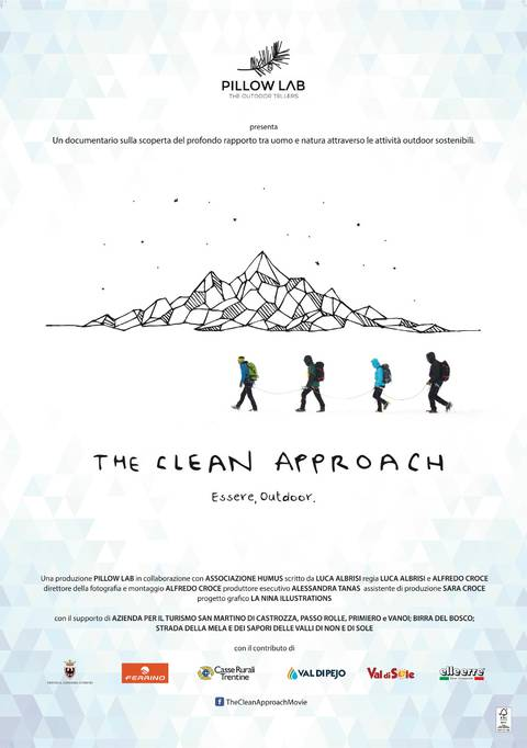 The Clean Approach Locandina