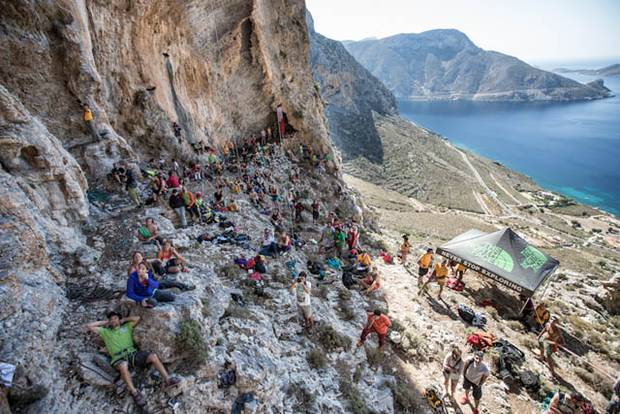 The North Face Kalymnos Climbing Festival (foto Damiano Levati)