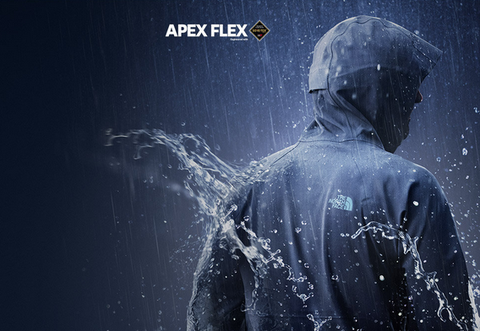 The North Face presenta la giacca Apex Flex GTX