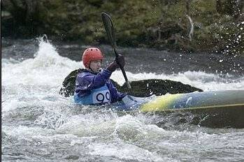 White water racing grandtully
