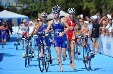 World Triathlon Series di San Diego