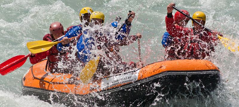 Rafting, conclusi i mondiali R4 in Repubblica Ceca