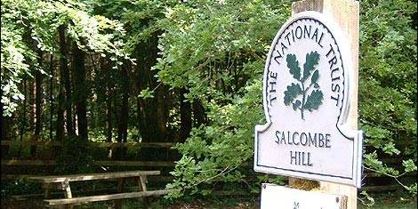 1 national trust sign salcombe hill 470x350