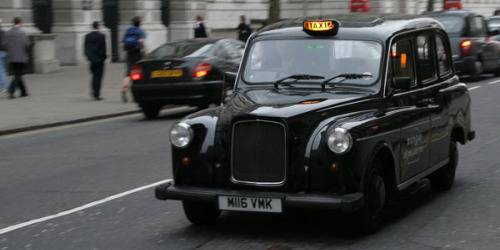 london guide black cabs